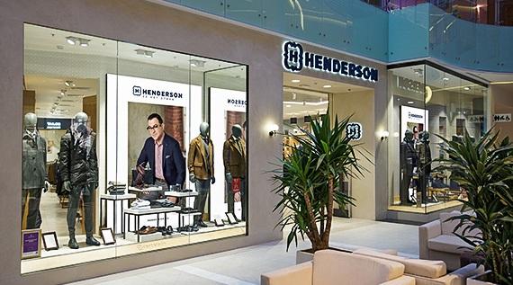 88836ac46301 Дом моды HENDERSON - крупнейшая российская сеть модной мужской одежды и  аксессуаров