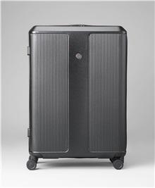 фото чемодана большого HENDERSON, цвет черный, BG-0203 BLACK 7e97fbf3ae2