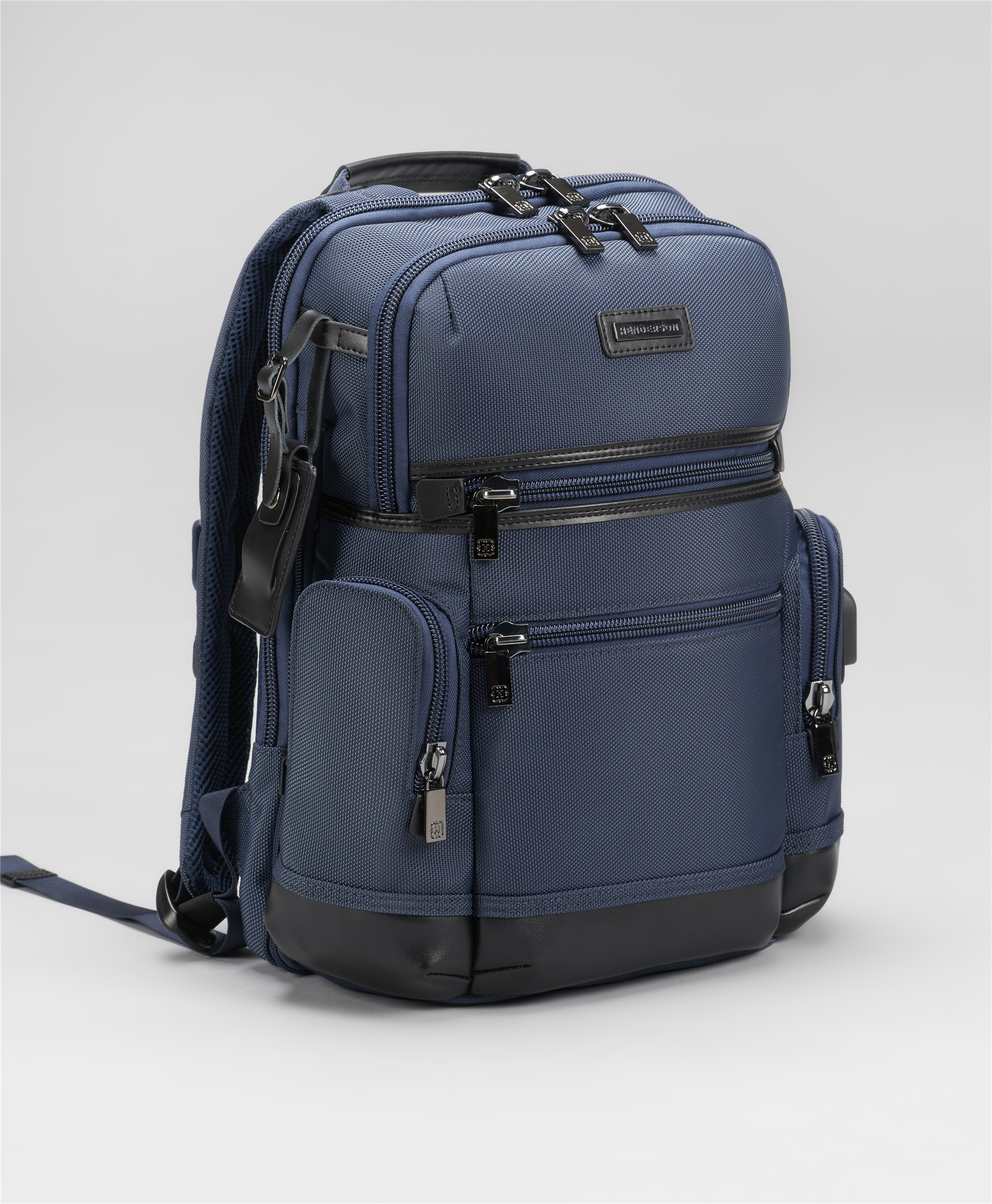 Фото - HENDERSON BG-0310 NAVY bg рюкзак just greyg sbj 4682
