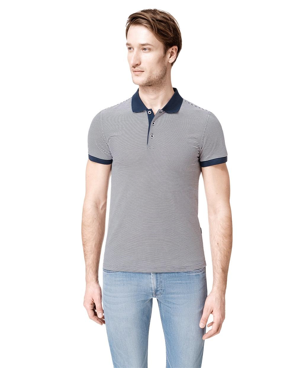 Рубашка поло HAYAS HPS-0256 NAVY фото