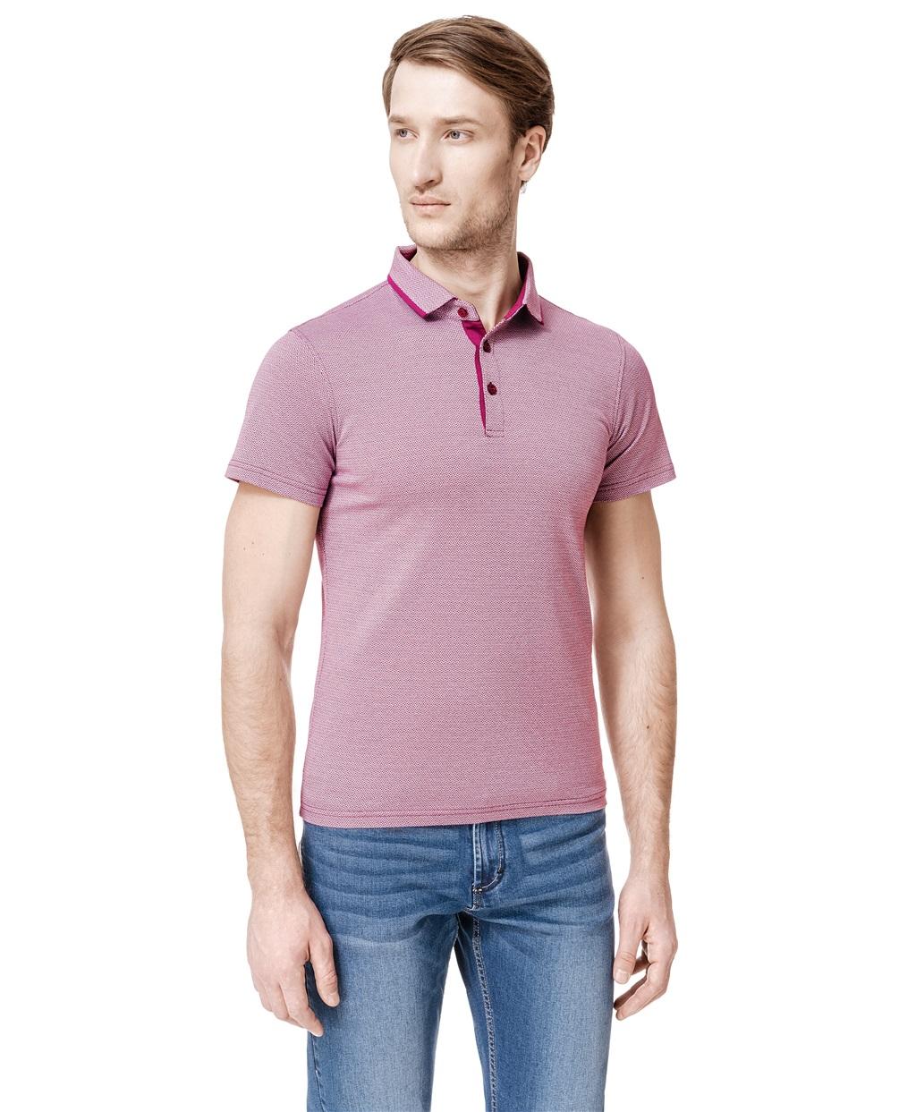 Рубашка поло HAYAS HPS-0271 PURPLE фото
