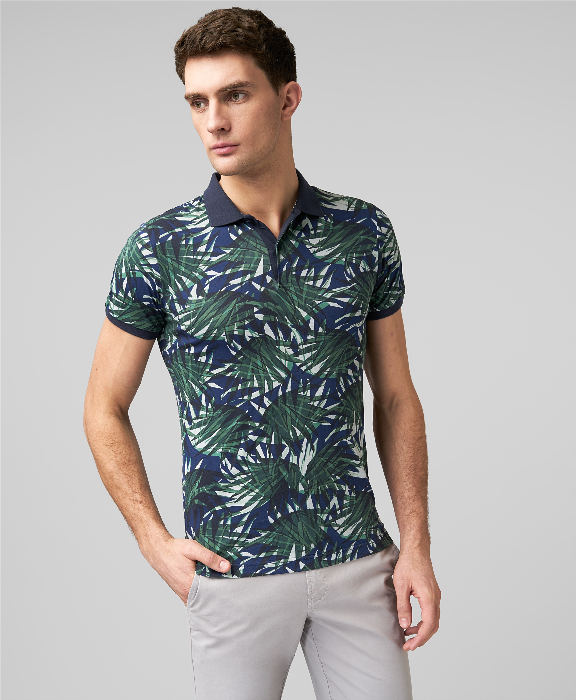 Рубашка поло HENDERSON HPS-0344 GREEN фото