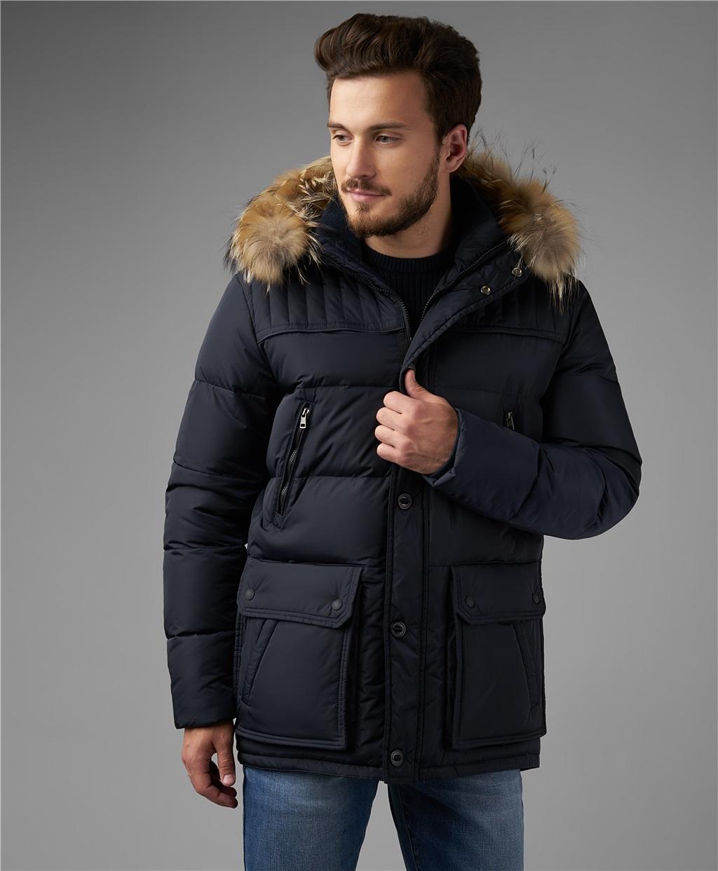 Куртка HENDERSON JK-0114 NAVY фото