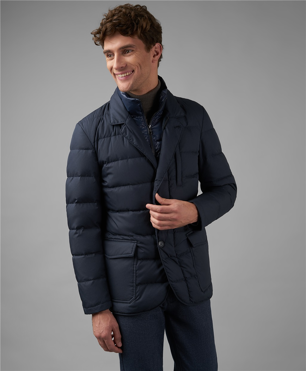 Куртка HENDERSON JK-0231 NAVY фото