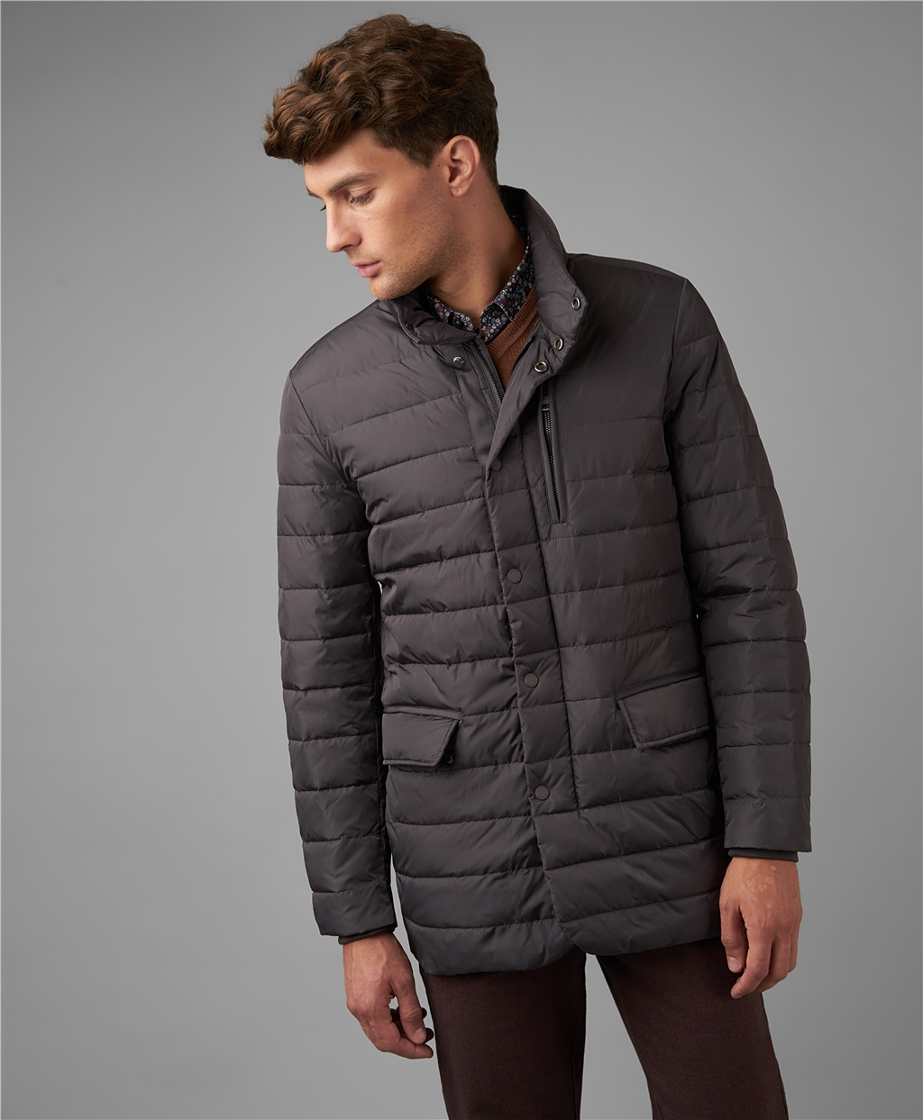 Куртка HENDERSON JK-0265 BROWN фото