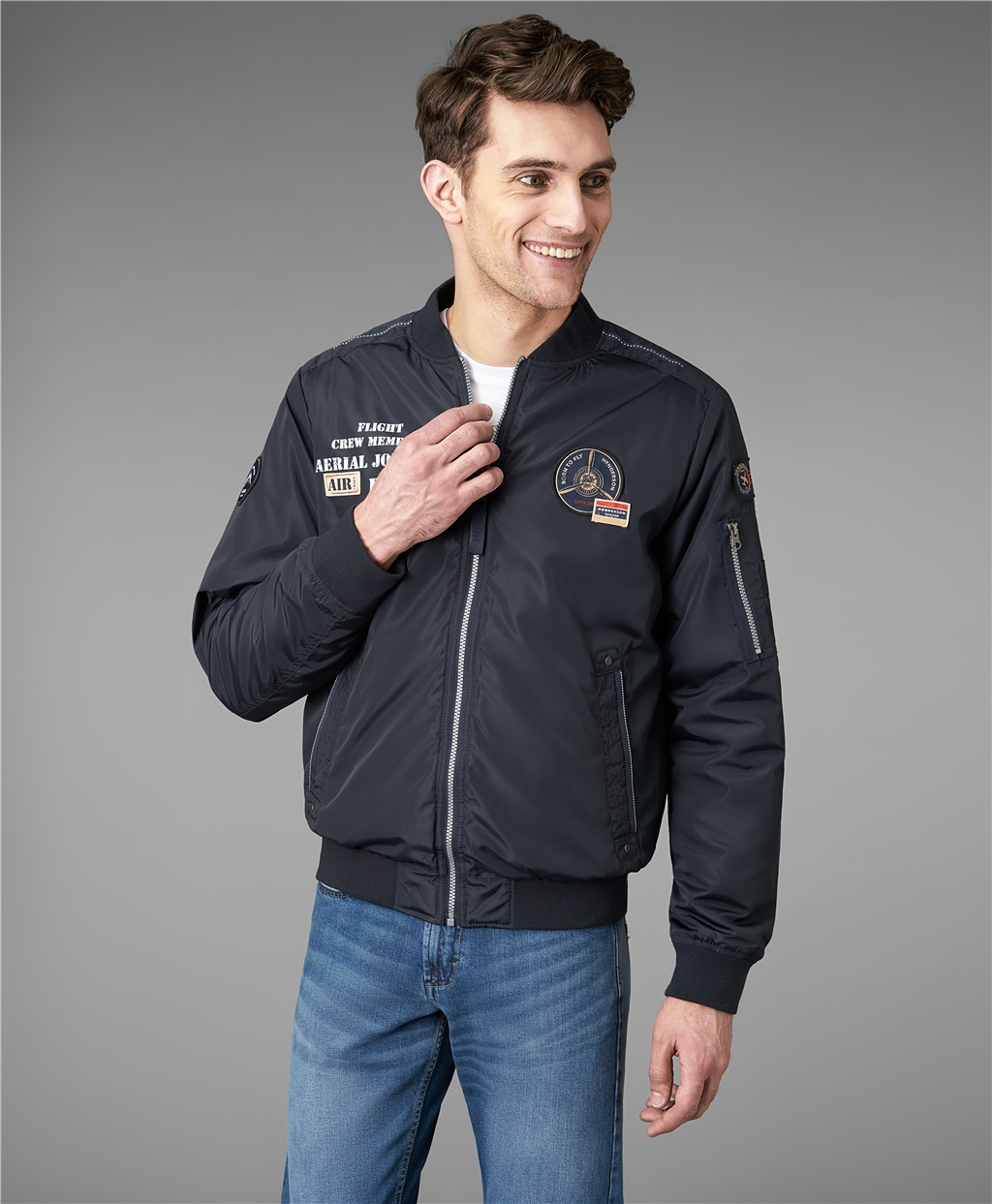 "Куртка HENDERSON ""2 в 1"" JK-0293 NAV/NAV фото"