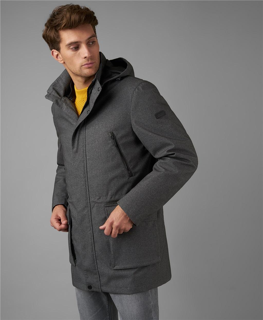 Куртка HENDERSON JK-0303 GREY фото
