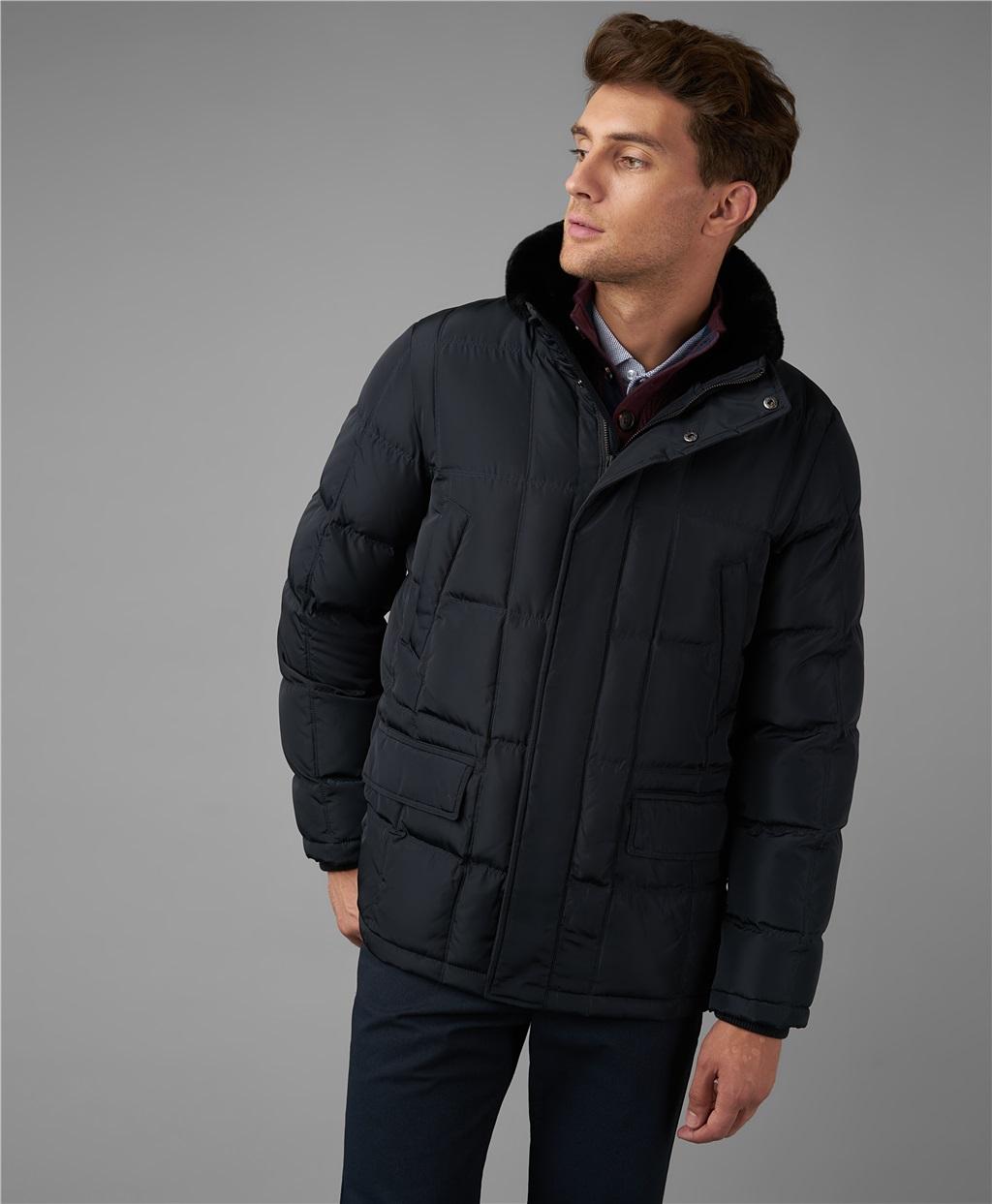 Куртка HENDERSON JK-0306 DNAVY фото