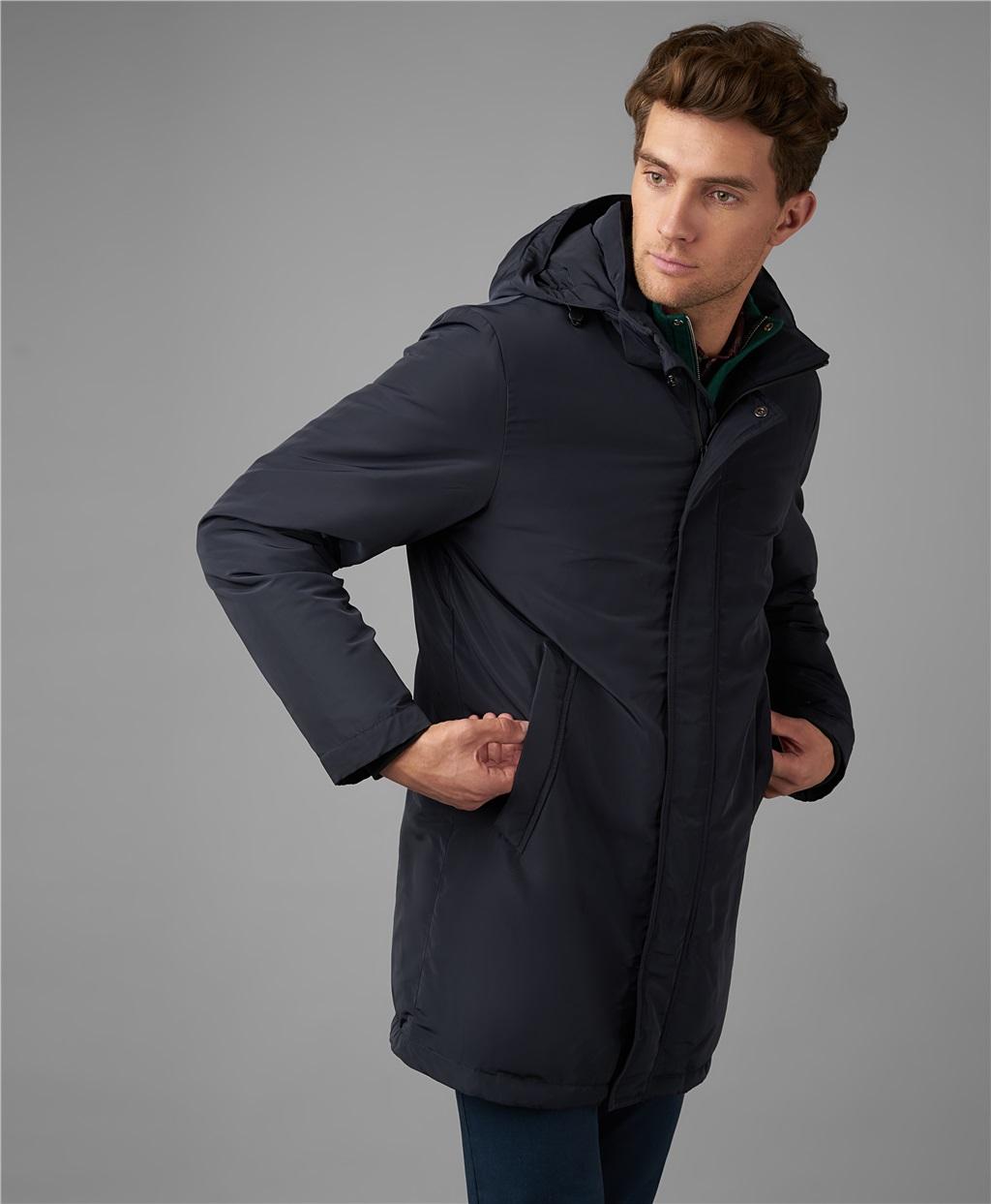 Куртка HENDERSON JK-0311 DNAVY фото