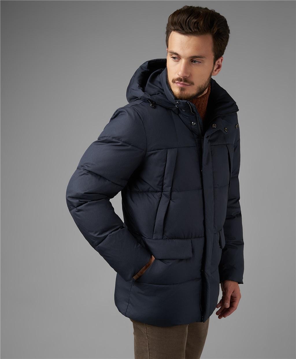 Куртка HENDERSON JK-0315 NAVY фото