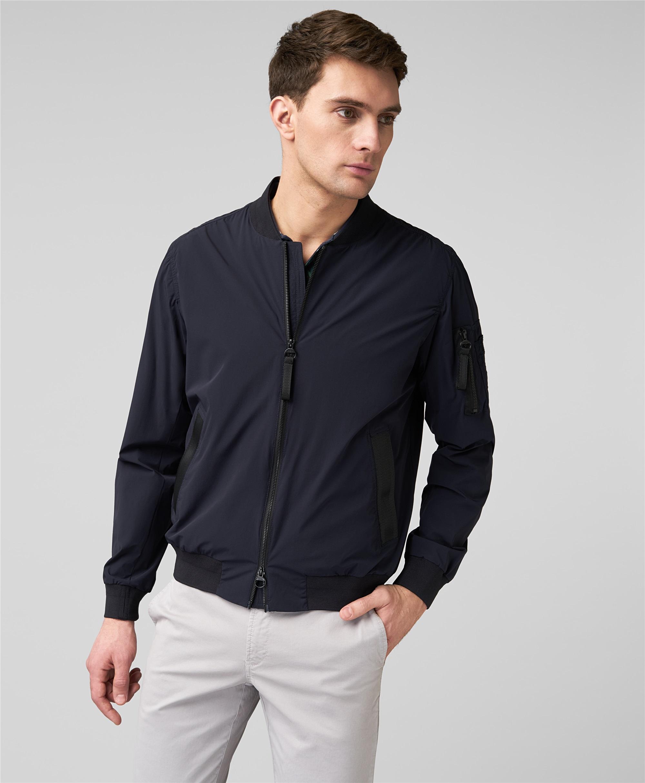 Куртка-ветровка HENDERSON JK-0325 DNAVY фото