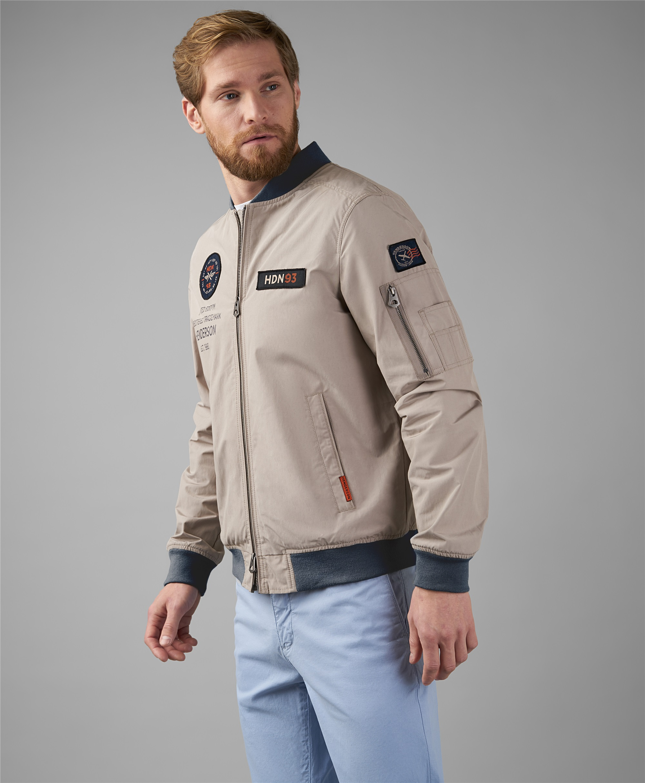 Куртка HENDERSON JK-0326 BEIGE фото