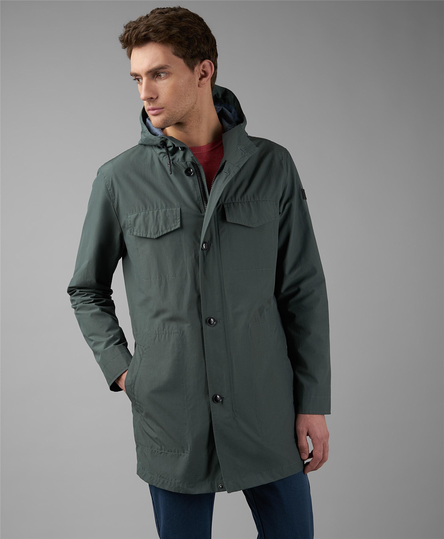 Куртка HENDERSON JK-0328 GREEN фото