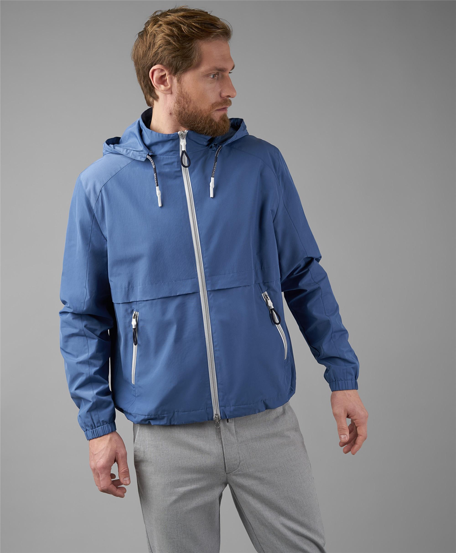 Куртка-ветровка HENDERSON JK-0329 BLUE фото