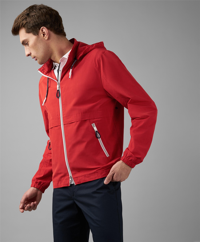 Куртка-ветровка HENDERSON JK-0329 RED фото