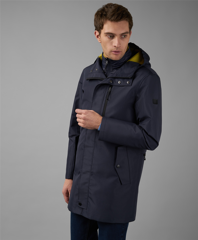 """Куртка HENDERSON """"3 в 1"""" JK-0330 NAVY фото"""