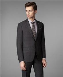фото костюмного пиджака HENDERSON, цвет коричневый, JT1-0148-N BROWN c620834ff35