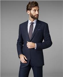 782c414fd554 фото костюмного пиджака HENDERSON, цвет светло-синий, JT1-0149-S LNAVY