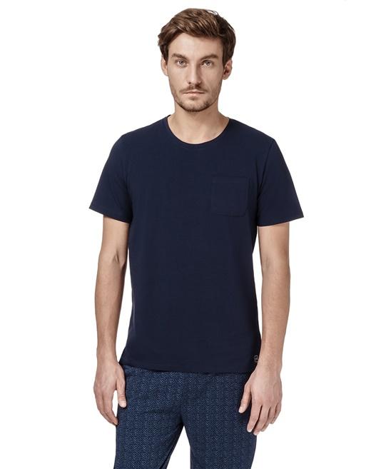 Пижамная футболка однотонная 0ae0c51cb5119