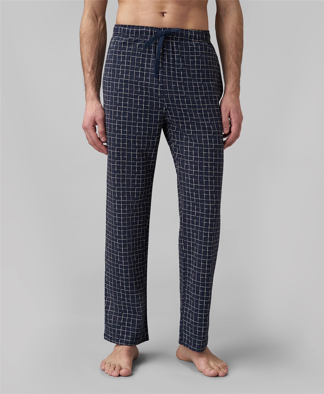 Пижамные брюки HENDERSON PT-0071 NAVY фото