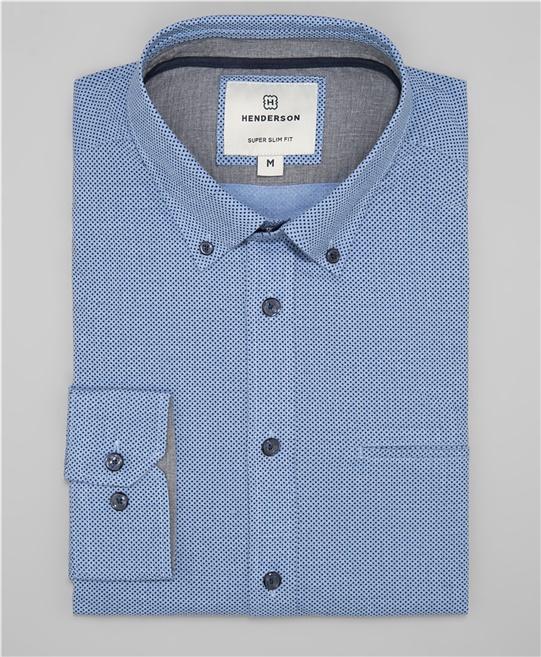 85e174f1490 Рубашка с точками