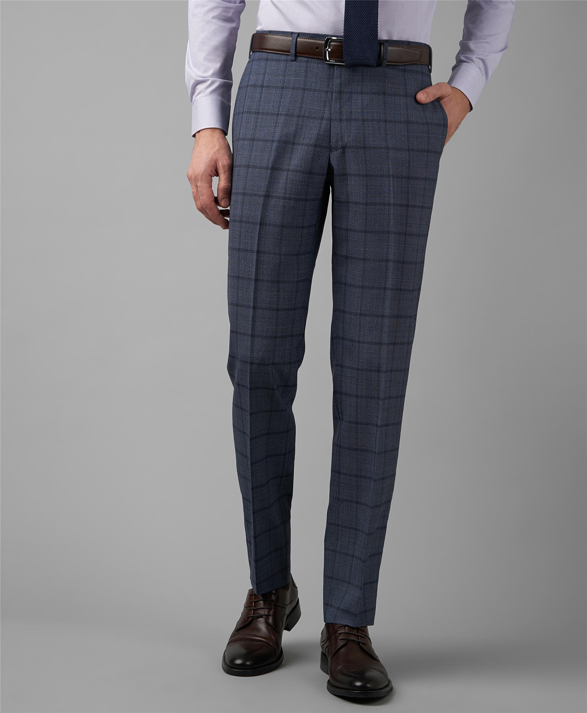 Костюмные брюки HENDERSON TR1-0182-S LNAVY фото